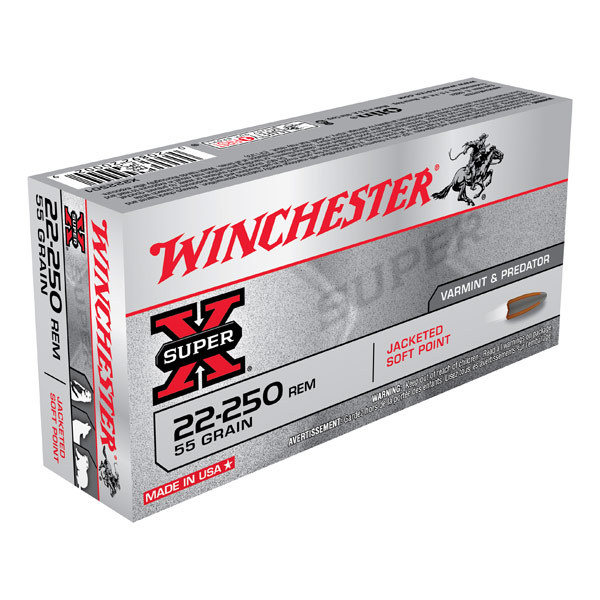 WINCHESTER .22-250 Rem